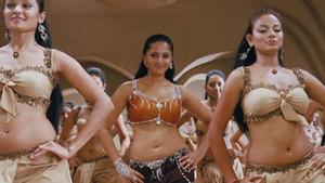 Anushka Shetty Navel HD