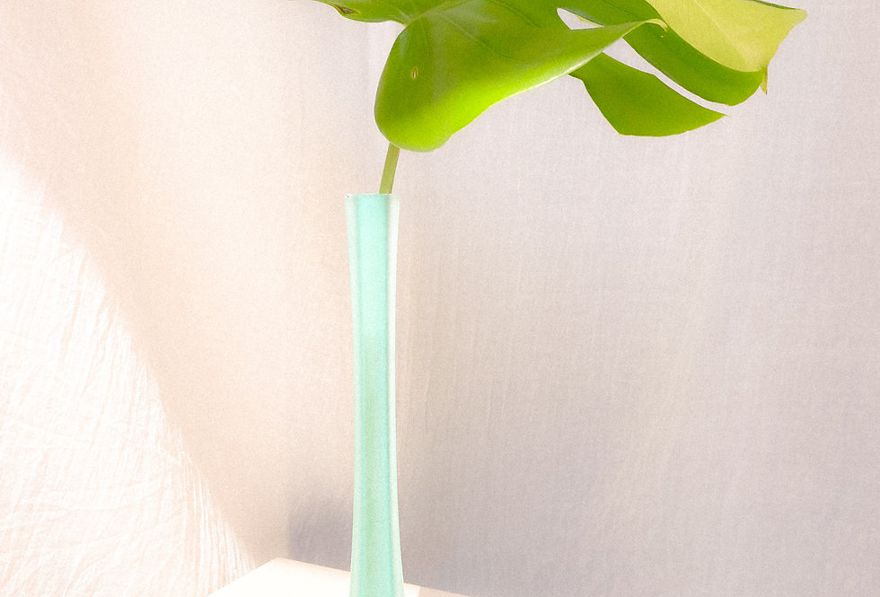 "Vase ""Viridian Green"""