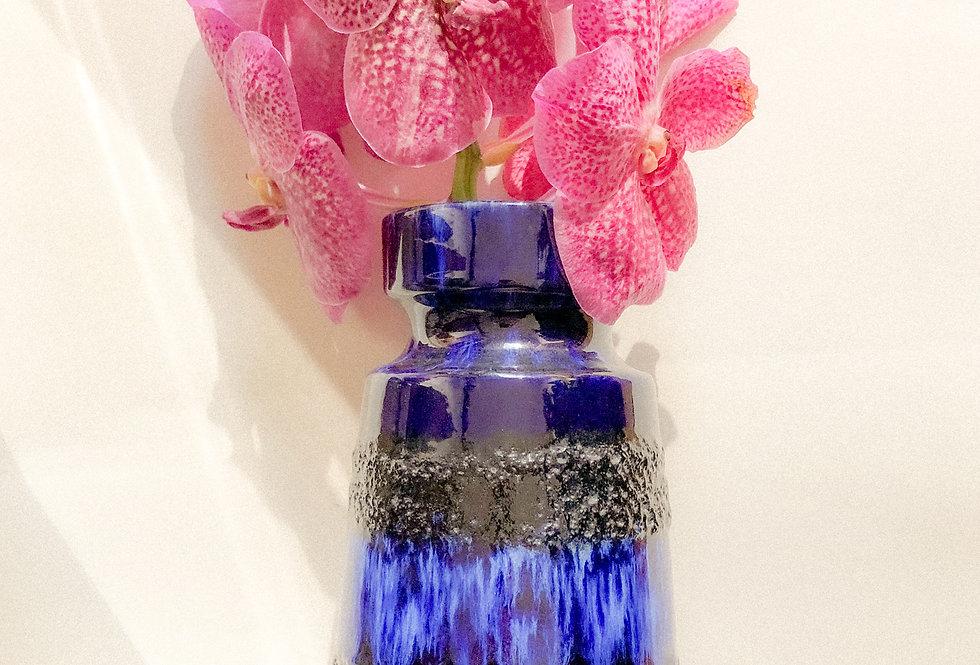 """Vase """"Shades of Blue"""""""