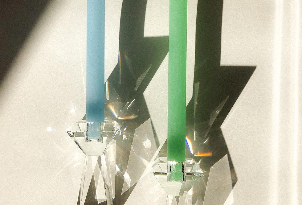 "Kerzenhalter ""Crystal Cool"""