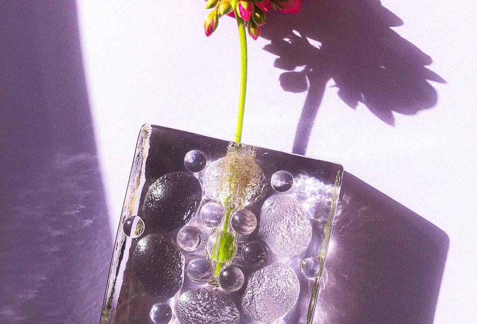 "Solifleur Vase ""Ice Party"""