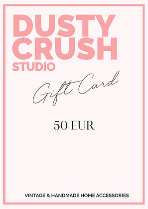 Geschenk-Gutschein 50€