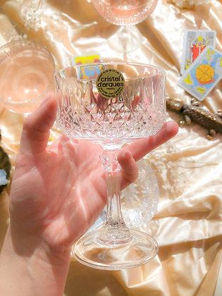 "Glas ""Crystal Champagne"""
