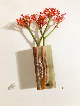 """Vase """"Marble Flower"""""""