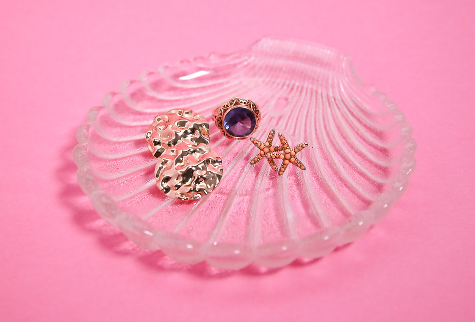 "Schale ""Seashell Simplicity"""