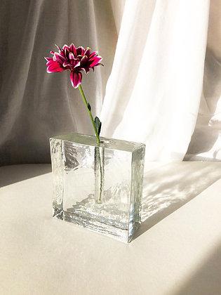 """Solifleur Vase """"Ice Flower"""""""
