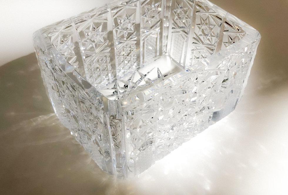 "Schale ""Crystal Rectangle"""