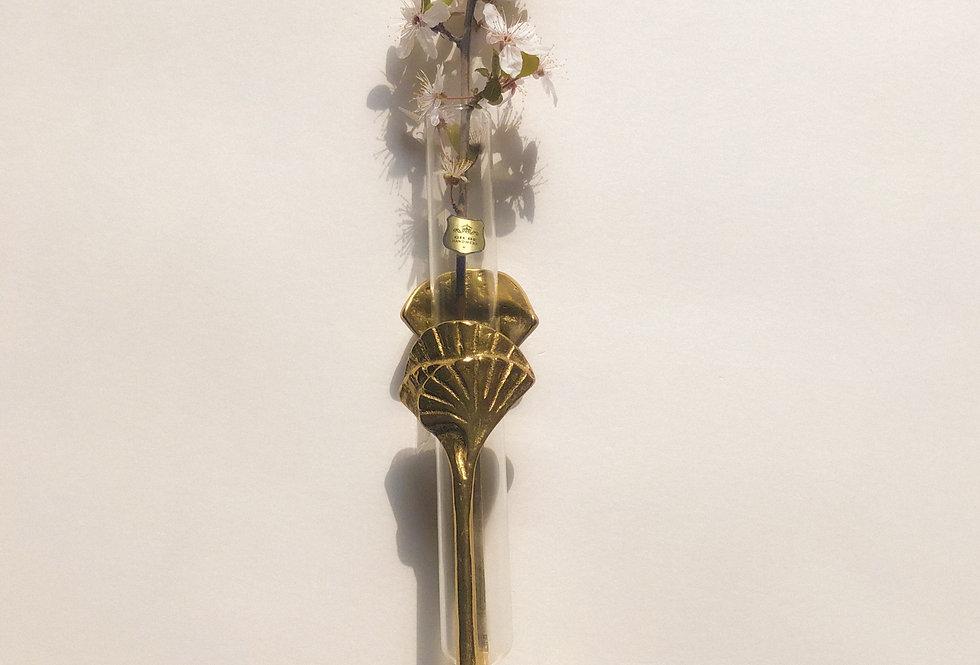 """Vase """"Ginkgo Flower Power"""""""