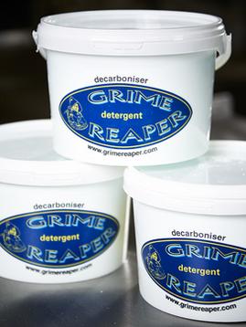 Grime Reaper detergent