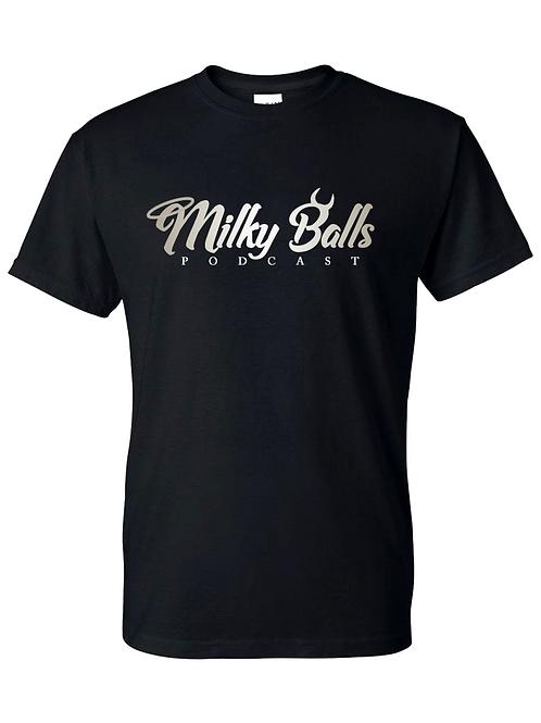 Milky Balls : Title Shirt