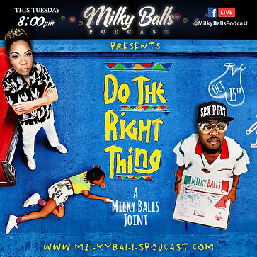 Milky Balls - Do The Right Thing Promo.j