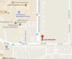map of clinic location