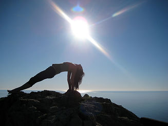 parsvottanasana yoga pose