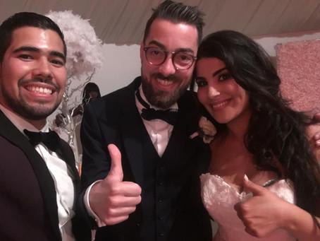 Mariage D'Amina et Anthony
