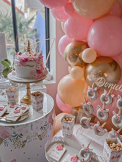 Décoration Ballon  anniversaire gordi ev