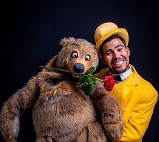 Malou ventriloque avec Balou.jpg