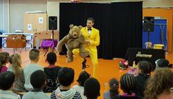 spectacle magie en école