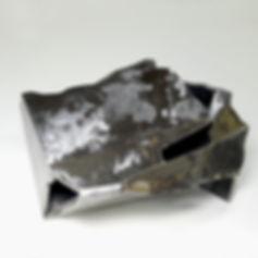 sculpture pierre acier