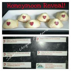 Honeymoon Reveal