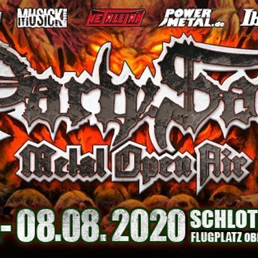 Party San Metal Open Air 2020