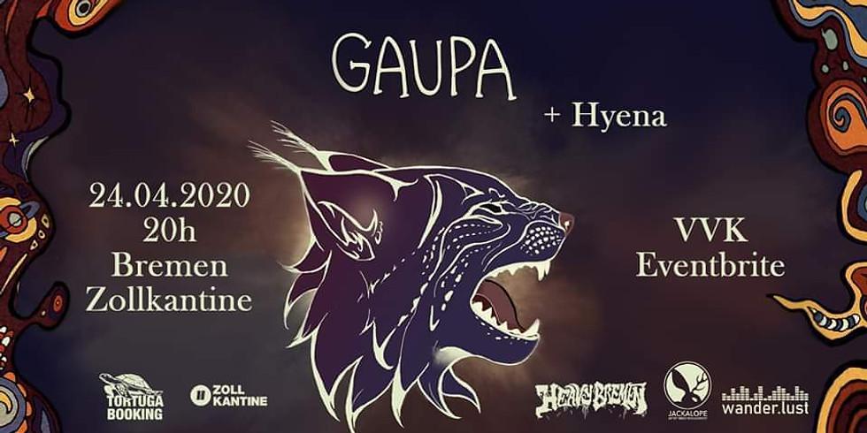 Gaupa X Hyena   Bremen, Zollkantine