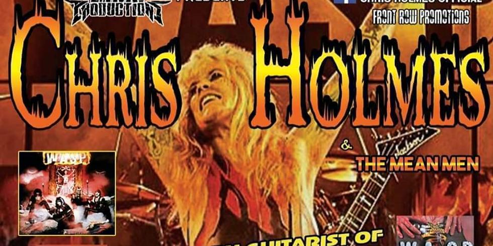 Chris Holmes, Legendary Guitarist Of WASP