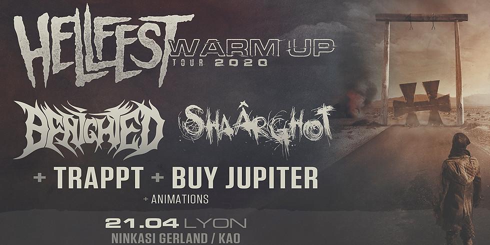 Hellfest Warm-Up Tour 2020 - Lyon x Ninkasi Gerland Kao