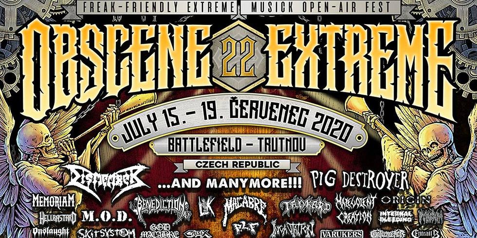 Obscene Extreme 2020 l № 22