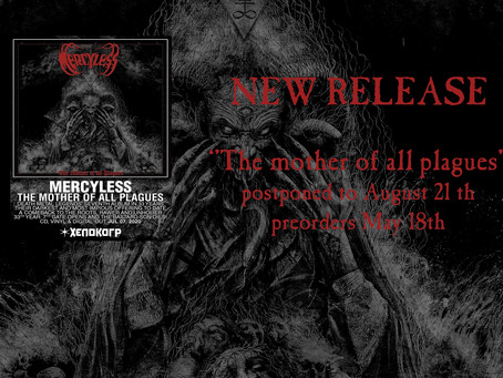 MERCYLESS - New Release