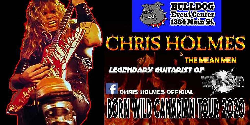 Chris Holmes and The Mean Men