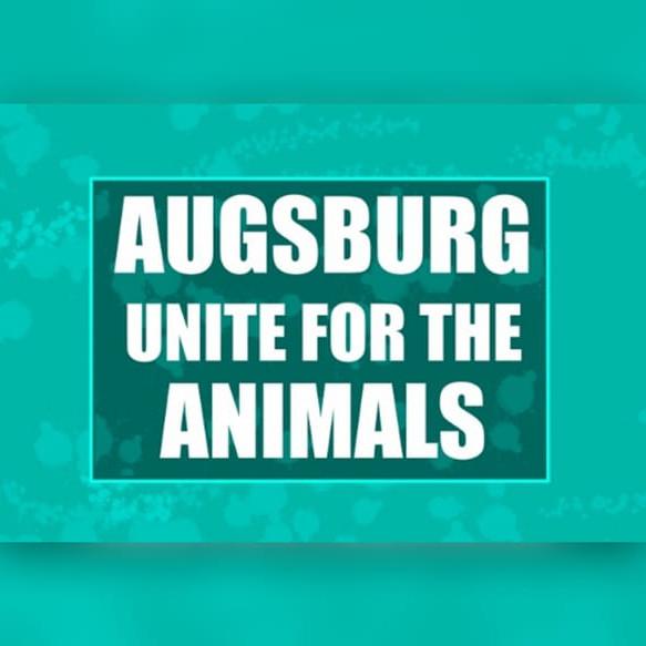 Animal Liberation March Augsburg 2020