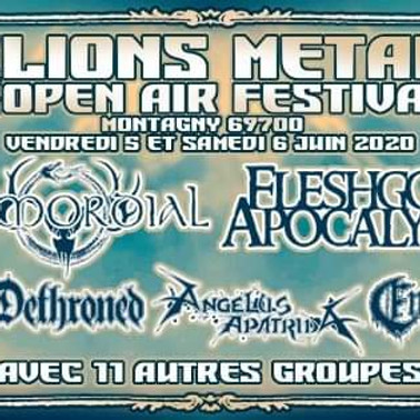 LIONS METAL Open Air Festival 2020
