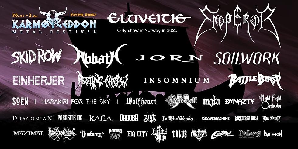 Karmøygeddon Metal Festival 2020