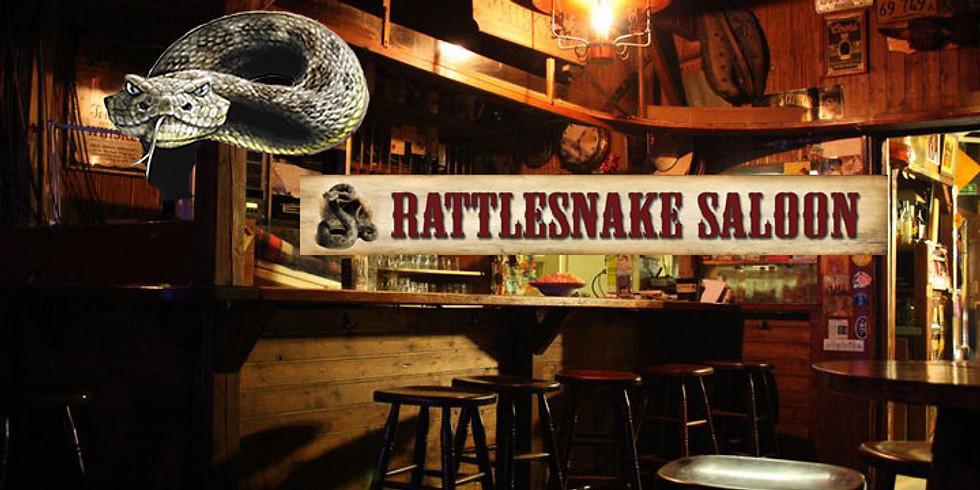 Yasmin Hofer (aka Yasi) at Rattlesnake Saloon