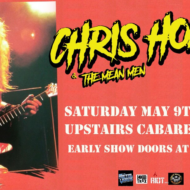 Chris Holmes (of WASP) - Victoria BC - Early Show