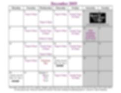 Roots Yoga December 2019 schedule update