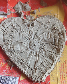 Heart Impressions by Fleur