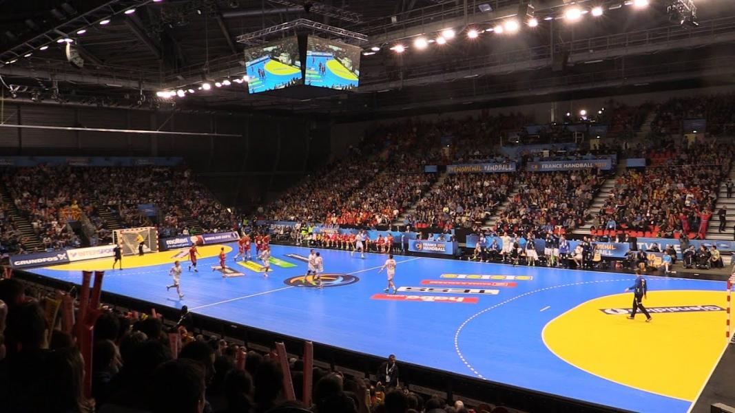 configuration handball