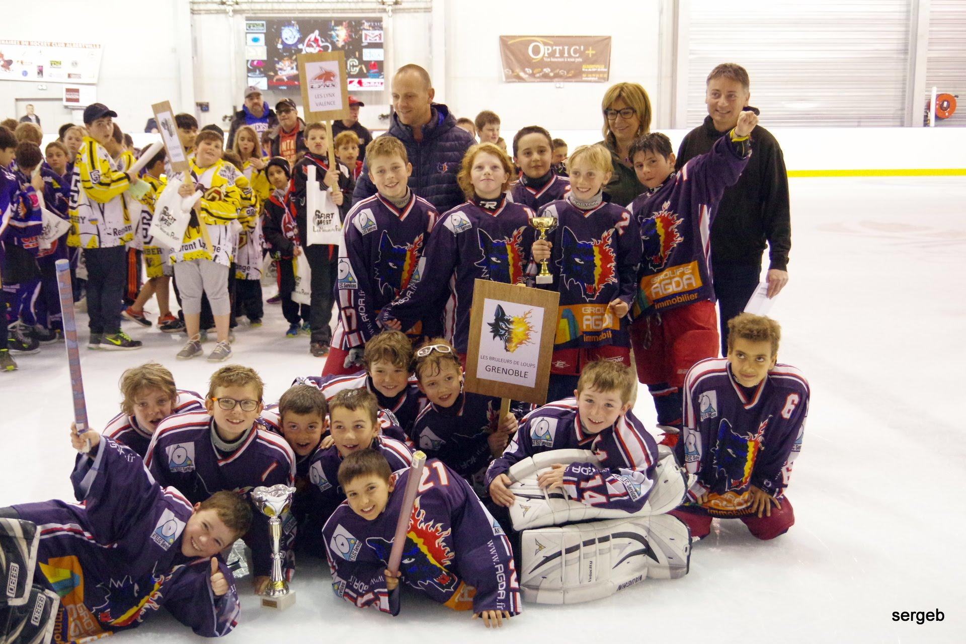 tournoi hockey albertville