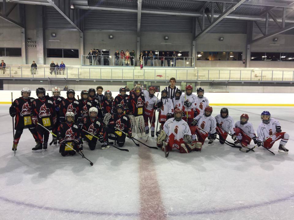 tournoi mineur hockey albertville
