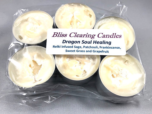 Bliss Clearing candles