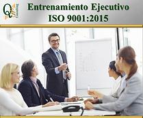 Entrenamiento ejecutivo ISO9001-2015_edi