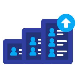 Build nurture customer lists250.png