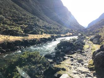 Peru's Cordillera Blanca - awe, sheer awe