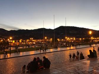 Qosqo, Cuzco, Cusco - it's all one city