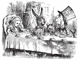 Radically Reimagining Environmental Ethics Using Alice and Wonderland (Part A)