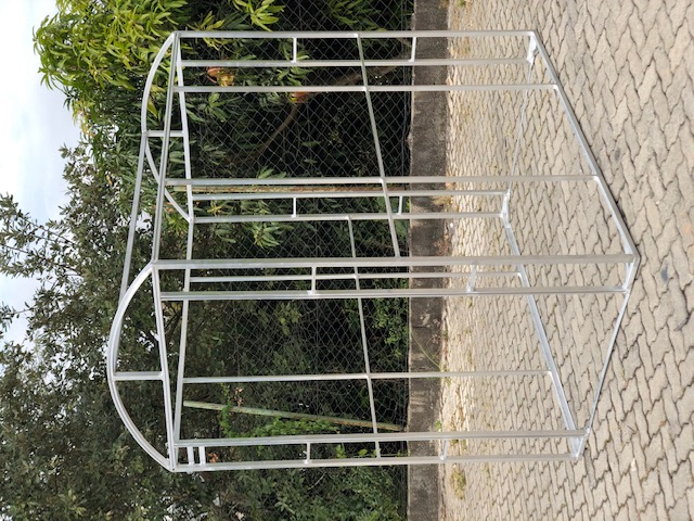 cabine COVID-19 estrutura 01