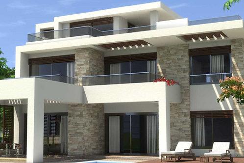 Real-Estate (Villa) in Egypt / Hurghada
