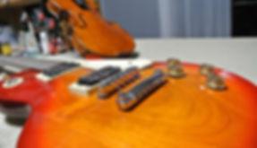 ギターリペアメインテナンス