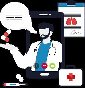 teleconsultation doctor montenegro onlin